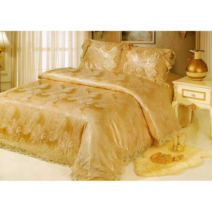 Купить комплект постельного белья Жаккард TJ0600-28 евро Tango