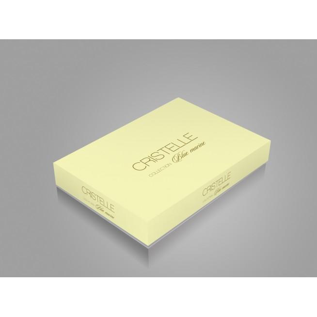 Постельное белье Жаккард TJ0600-34 евро Cristelle
