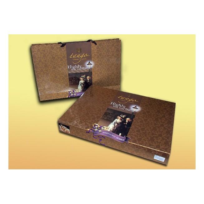 Постельное белье Жаккард TJ220-13 евро Tango