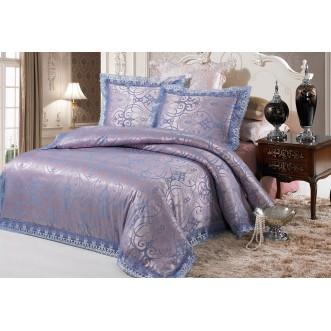 Купить комплект постельного белья Жаккард TJ220-02 евро Tango