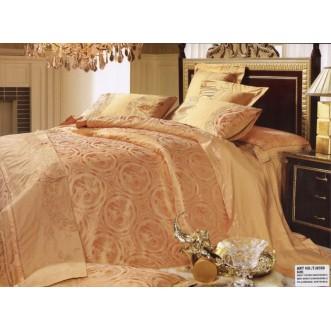Купить комплект постельного белья Жаккард TJ350-05 семейный «Дуэт» Tango