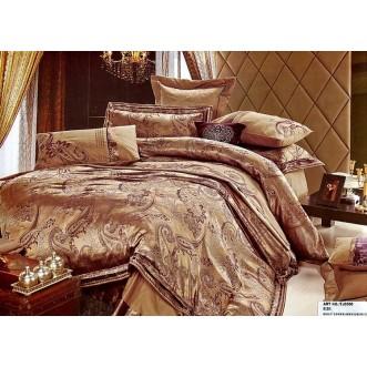 Купить комплект постельного белья Жаккард TJ350-10 семейный «Дуэт» Tango