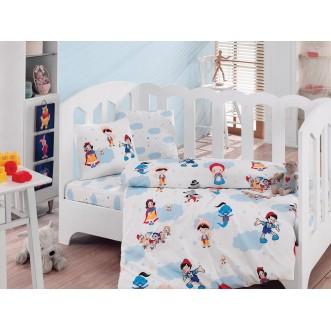 Детское постельное белье 1042-35 в кроватку Cotton Box