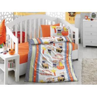 Детское постельное белье 1042-44 в кроватку Cotton Box