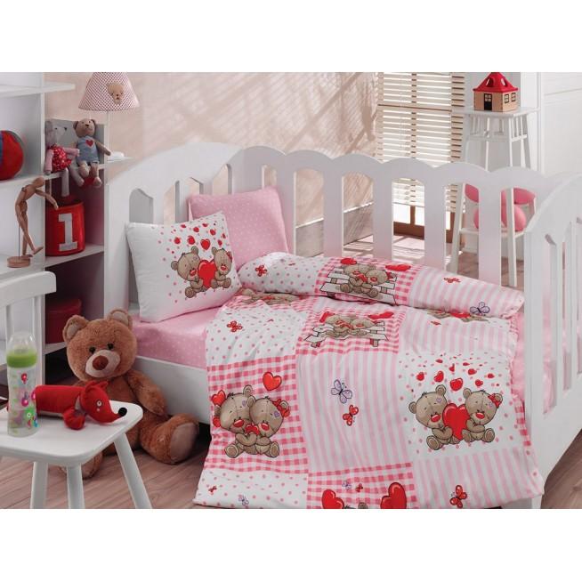 Детское постельное белье 1042-36 в кроватку Cotton Box