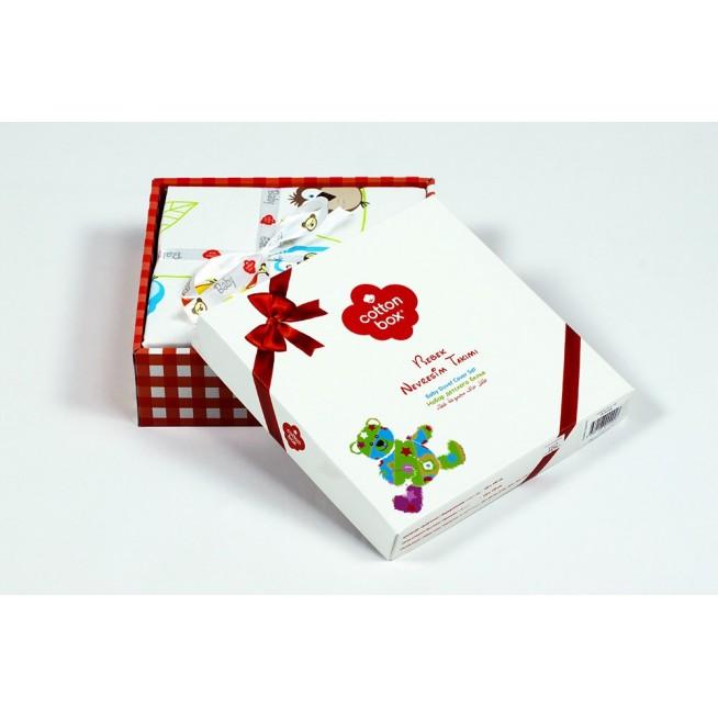 Постельное белье детское 1042-36 в кроватку Cotton Box