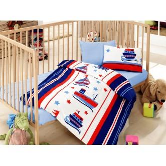 Детское постельное белье 1042-41 в кроватку Cotton Box