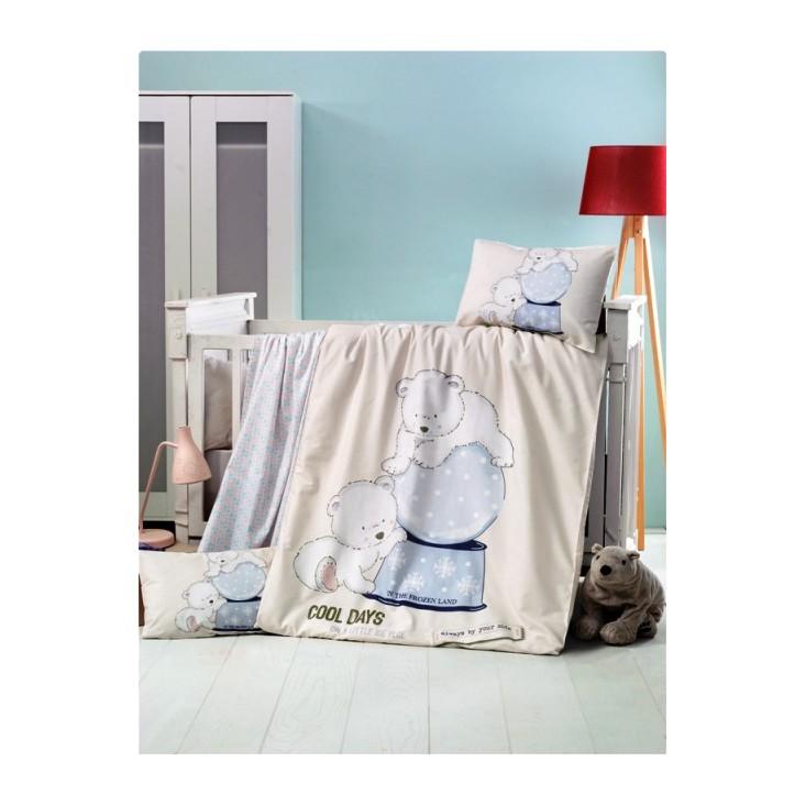 Детское постельное белье Baby Frozen в кроватку Victoria
