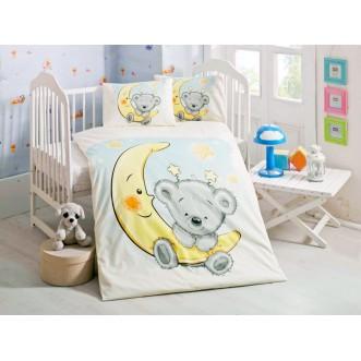 Детское постельное белье Pitircik в кроватку Victoria