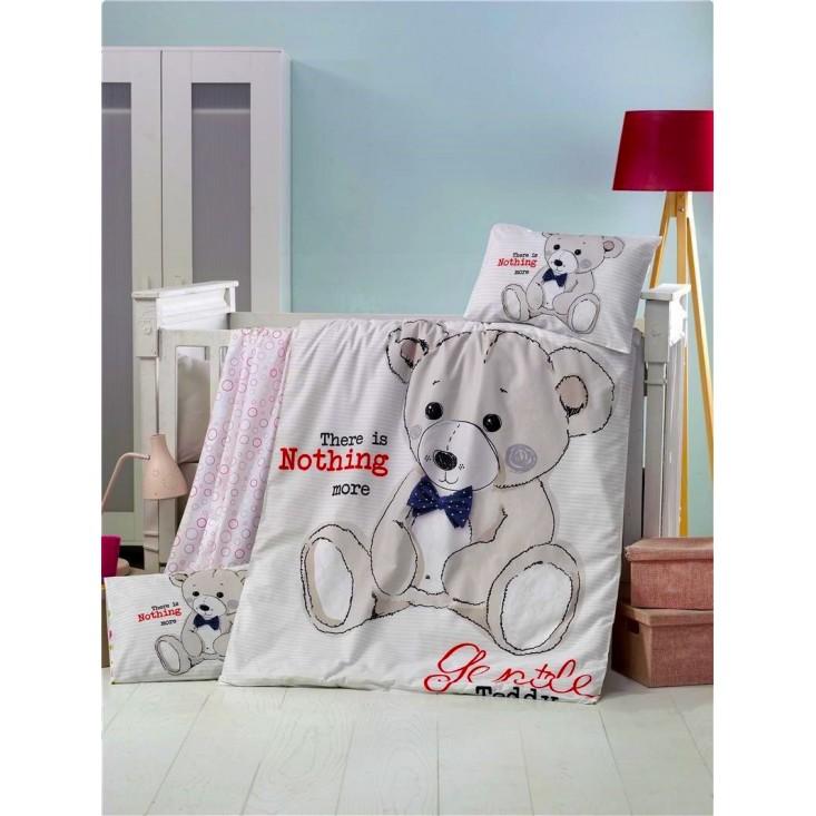 Детское постельное белье Teddy в кроватку Victoria