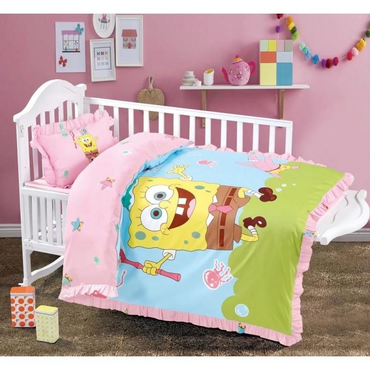 Детское постельное белье HamiCat CB1215-11 в кроватку Tango