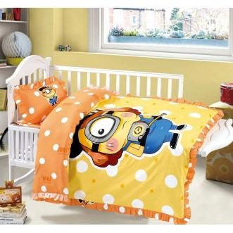 Детское постельное белье HamiCat CB1215-12 в кроватку Tango