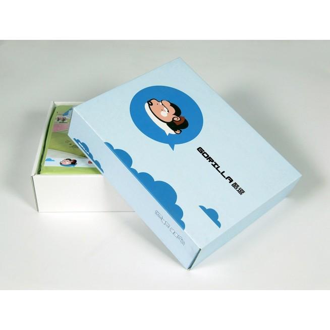 Постельное белье детское Париже 1.5 спальное Gorilla