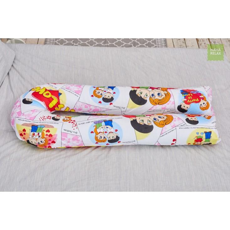 Купить наволочку Love is для подушки U 340 Relax в магазине Lux Postel