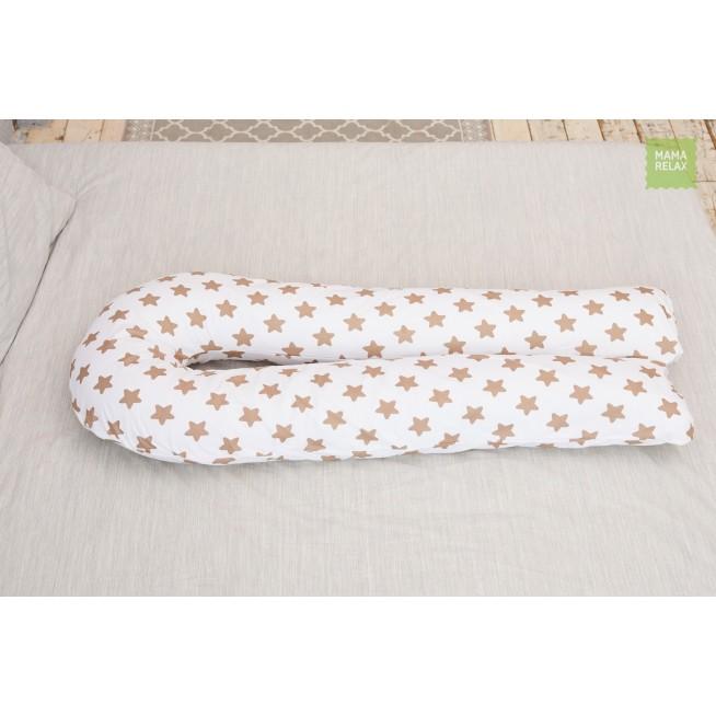 Купить наволочку Прянички кофе для подушки U 340 Mama Relax в магазине Lux Postel