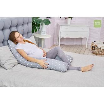 Наволочка Звездочки серые для подушки U 340 Mama Relax фото