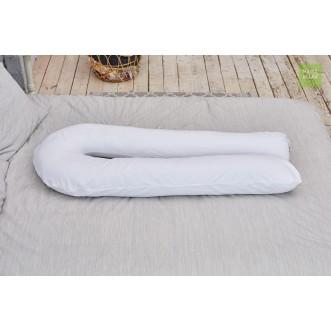 Купить наволочку Нежно-белая для подушки U 340 Mama Relax в магазине Lux Postel