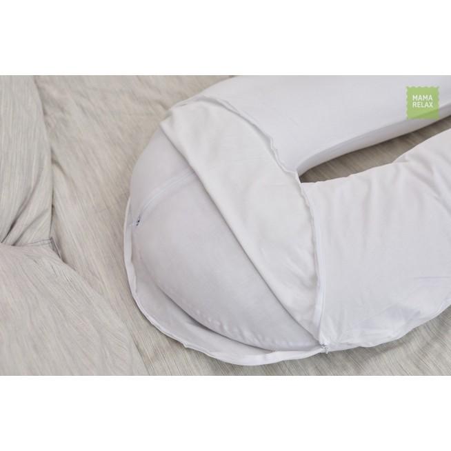Наволочка Нежно-белая для подушки U 340 Mama Relax