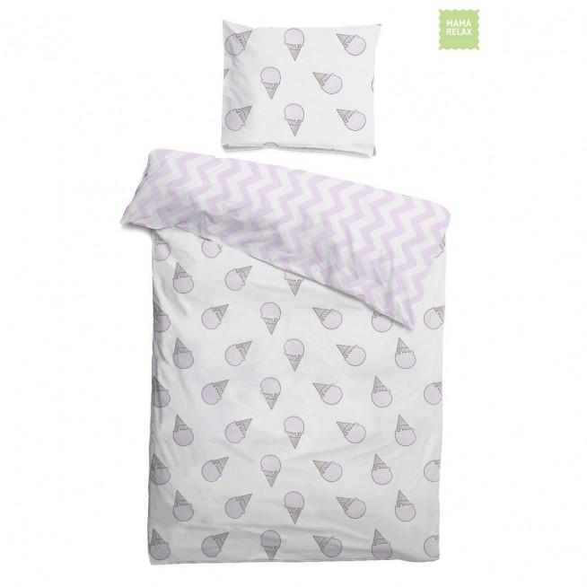 Купить постельное белье Розовые мечты Mama Relax в магазине Lux Postel