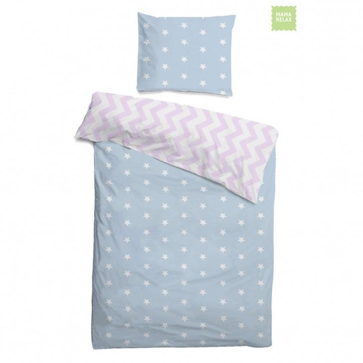 Купить постельное белье Клубника со сливками Mama Relax в магазине Lux Postel