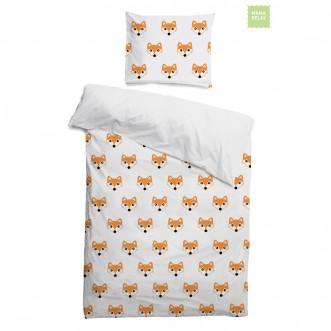 Купить постельное белье Лисички Mama Relax в магазине Lux Postel