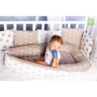 Купить гнездышко для новорожденного Доброе утро Mama Relax в магазине Lux Postel