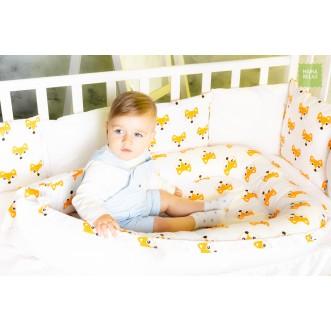 Гнездышко для новорожденного Лисички Mama Relax