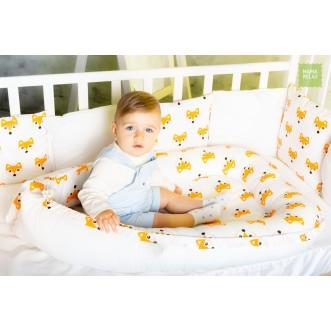 Гнездышко для новорожденного Лисички Mama Relax  фото