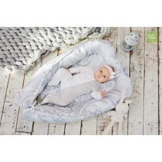 Купить гнездышко для новорожденного Grace Mama Relax в магазине Lux Postel