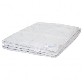 Одеяло Лебяжий пух Евро 140х205 Ecotex