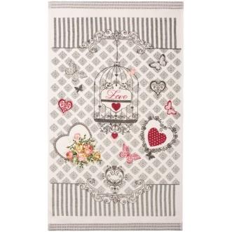 Кухонное полотенце Романтик 40х70 Iris