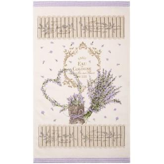 Кухонное полотенце Сирень 40х70 Iris