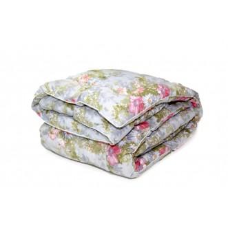 Купить одеяло Бамбук классическое цветное 1/5 спальное Сайлид