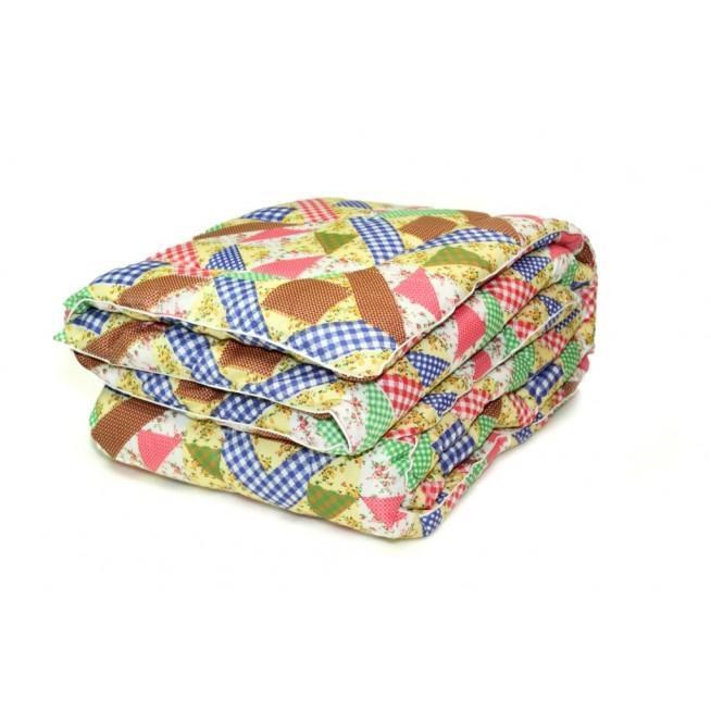 Купить одеяло ватное Эко Евро Сайлид