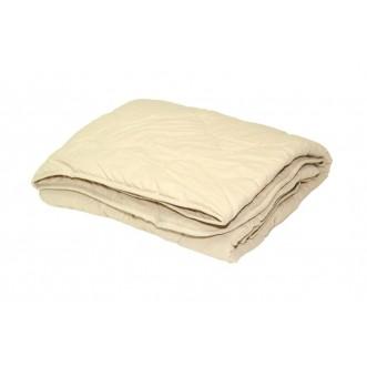 Купить одеяло Овечья шерсть микрофибра легкое 1/5 спальное Сайлид