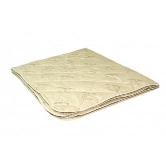 Купить одеяло Верблюжья шерсть Микрофибра легкое 1/5 спальное Сайлид