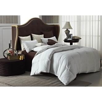 Купить одеяло Гагачий пух теплое 1/5 спальное Вальтери