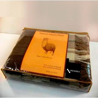 Купить одеяло альпака Евро OA-5 Incalpaca упаковка