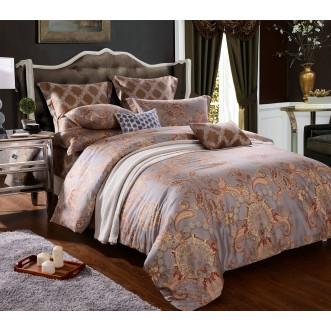 Купить постельное белье египетский хлопокTIS07-151 евро Tango