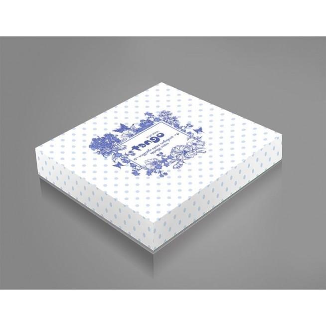 Постельное белье твил TPIG4-763 1/5 спальное Tango