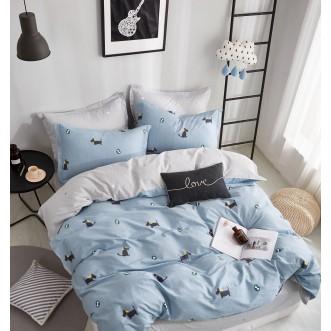 Купить постельное белье твил TPIG4-765 1/5 спальное Tango