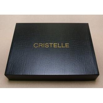 Постельное белье однотонное мако сатин CIS07-22 евро Cristelle