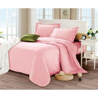Купить постельное белье мако сатин Однотонное CIS07-32 евро Cristelle