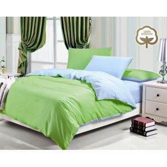 Купить постельное белье Однотонное простынь на резинке JT45 евро Tango
