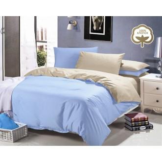 Купить постельное белье Однотонное простынь на резинке JT44 евро Tango