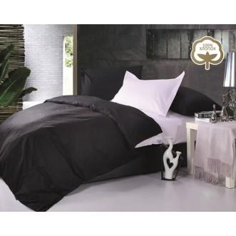 Купить постельное белье Однотонное простынь на резинке JT19 евро Tango