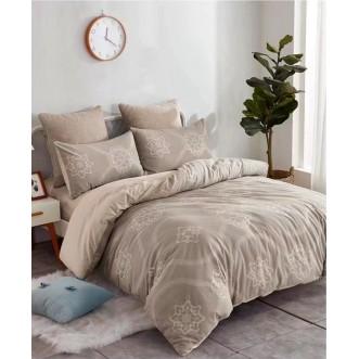 Купить постельное белье жаккард WC03-10 евро Tango