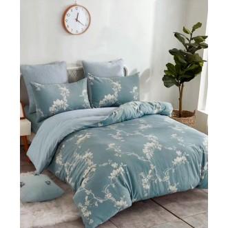Купить постельное белье жаккард WC03-13 евро Tango
