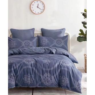 Купить постельное белье жаккард WC03-22 евро Tango