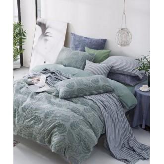 Купить постельное белье жаккард WC03-15 евро Tango